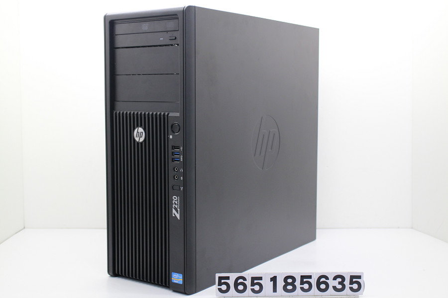 hp Z220 CMT Xeon E3-1245 V2 3.4GHz/8GB/500GB/DVD/Win10/GeForce GTX760【中古】【20181106】