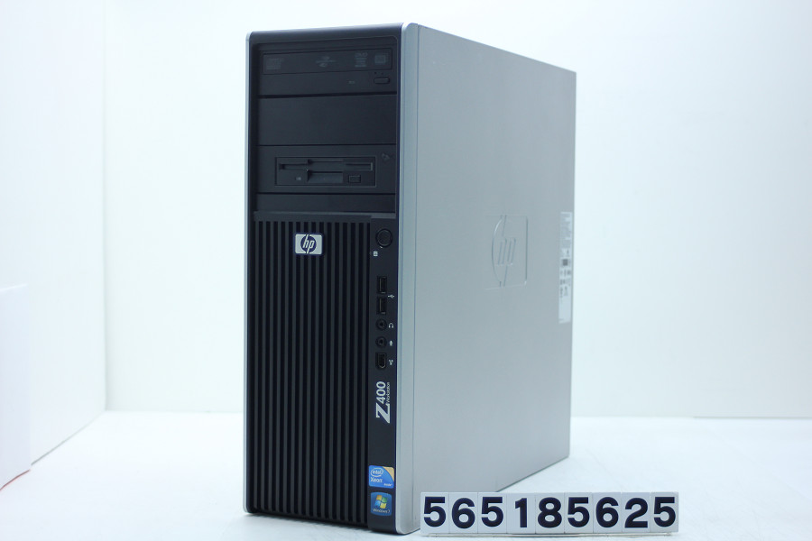 hp Z400 Xeon W3520 2.67GHz/8GB/500GB/Multi/Win10/GeForce GTX1050Ti【中古】【20181113】