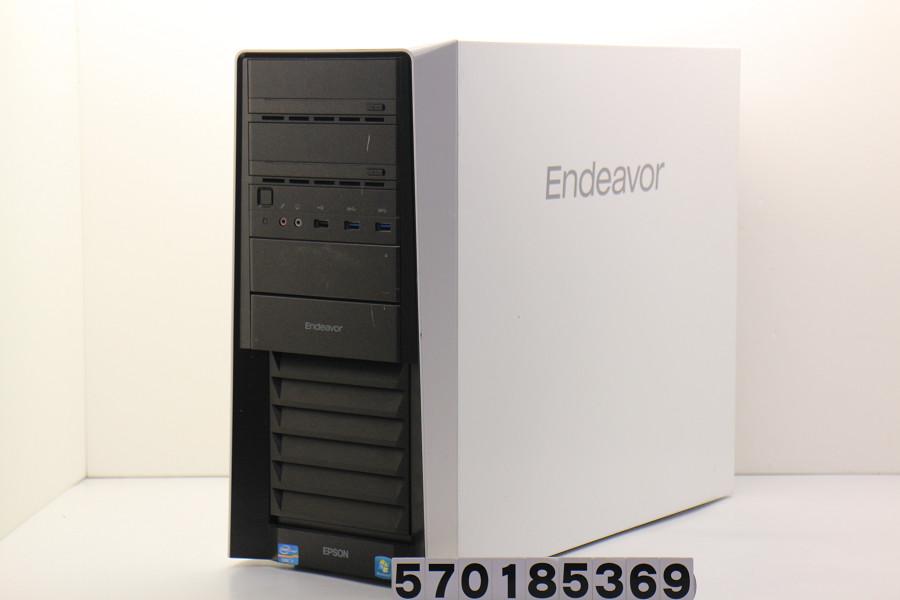 EPSON Endeavor Pro5300 Core i7 3770K 3.5GHz/16GB/1TB/Multi/RS232C/Win10/GeForce GTX1050Ti【中古】【20181113】