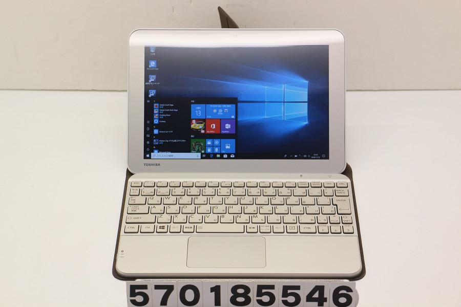 東芝 dynabook Tab S50/32M Atom Z3735F 1.33GHz/2GB/32GB/10.1W/WXGA(1280x800) タッチパネル/Win10【中古】【20181114】
