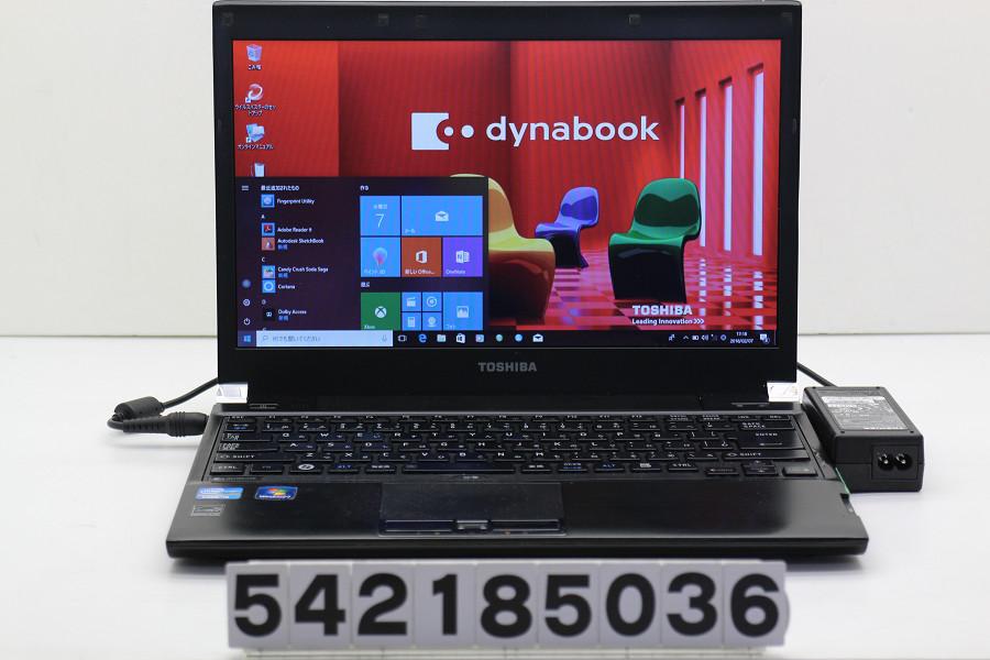 東芝 dynabook R731/D Core i5 2520M 2.5GHz/4GB/128GB(SSD)/13.3W/FWXGA(1366x768)/Win10【中古】【20181116】