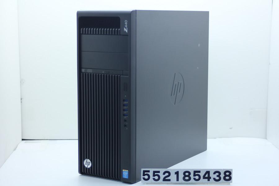 hp Z440 Xeon E5-1620 v3 3.5GHz/16GB/500GB/Multi/Win7/Quadro K2000【中古】【20181219】