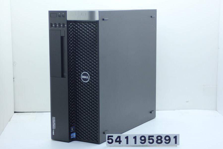 DELL Precision 5810 Xeon E5-1620 v3 3.5GHz/32GB/250GB(SSD)+500GB/DVD/RS232C/Win7/Quadro K2200【中古】【20190129】