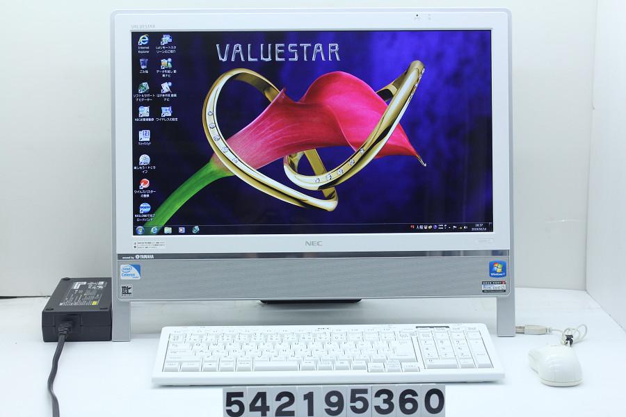 【お年玉セール特価】 NEC P4600 PC-VN370CS3EW NEC Celeron P4600 2GHz/4GB/1TB/Multi/20W PC-VN370CS3EW/WXGA++(1600x900)/Win7【中古】【20190214】, オレンジ Orange:f90ba024 --- partners.tejrecharge.com