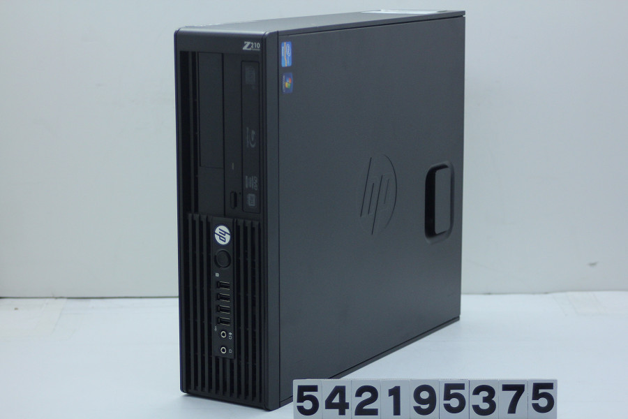 【日本製】 hp Z210 Z210 SFF Xeon E3-1225 hp E3-1225 3.1GHz/8GB/500GB/Blu-ray/RS232C/Win7/Quadro 400【中古】【20190219】, 南巨摩郡:51cecc3c --- partners.tejrecharge.com