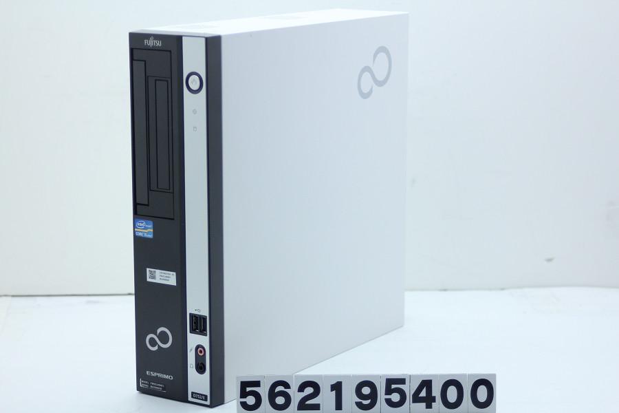 富士通 ESPRIMO D752/E Core i5 3470 3.2GHz/4GB/250GB/RS232C パラレル/Win10【中古】【20190223】