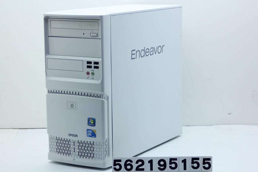 EPSON Endeavor MT9000 Core2Duo E8400 3GHz/2GB/500GB/Multi/RS232C/XP【中古】【20190223】