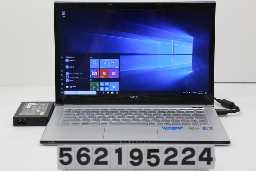 NEC PC-LZ550HS Core i5 3317U NEC 1.7GHz/4GB Core/128GB(SSD) 3317U/13.3W/WXGA++(1600x900)/Win10【中古】【20190227】, Tompa(トンパ):45b206c5 --- officewill.xsrv.jp