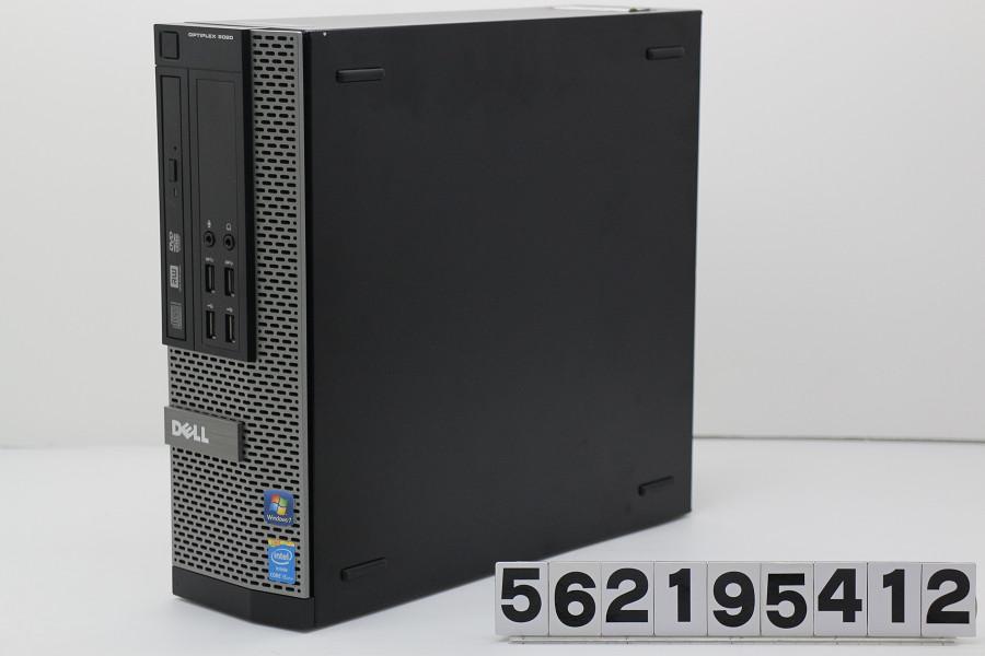 DELL OptiPlex 9020 SFF Core i5 4570 3.2GHz/4GB/500GB/Multi/RS232C/Win10 USB1個不良【中古】【20190227】