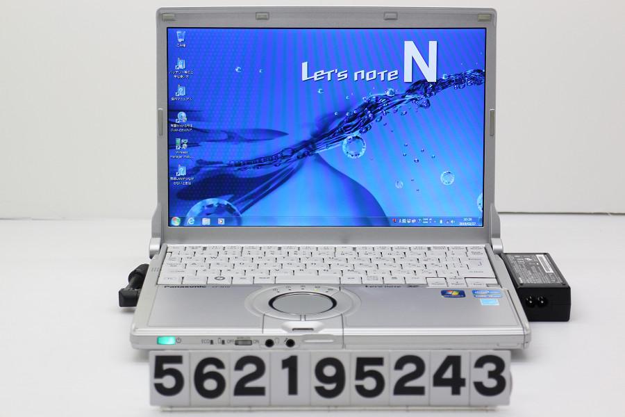 Panasonic CF-N10AWFDS Core i5 2520M 2.5GHz Core 2520M/4GB i5/250GB/12.1W/WXGA(1280x800)/Win7【中古】【20190228】, ハナイズミマチ:665662eb --- officewill.xsrv.jp