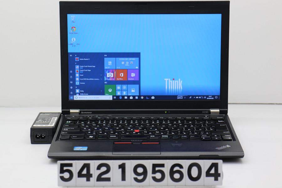 lenovo ThinkPad X230 Core i5 ThinkPad Core 3210M 2.5GHz/8GB 3210M/275GB(SSD)/12.5W/FWXGA(1366x768)/Win10 バッテリーロック破損【中古】【20190301】, SAS:cd8f26da --- officewill.xsrv.jp