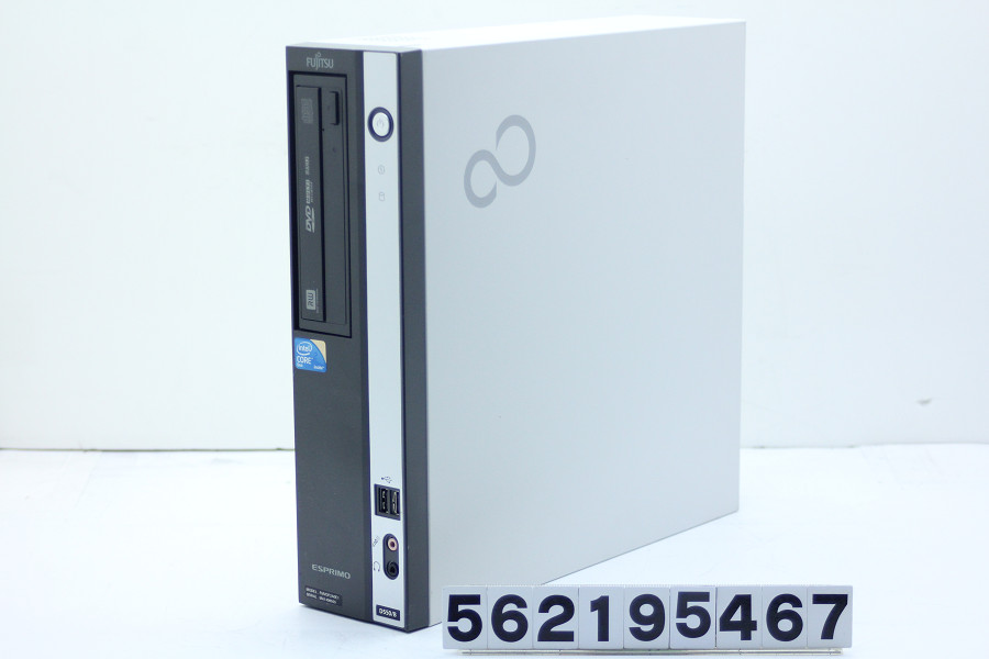 富士通 ESPRIMO D550/B Core2Duo E7500 2.93GHz/3GB/160GB/Multi/RS232C パラレル/XP【20190306】:TCEダイレクト店