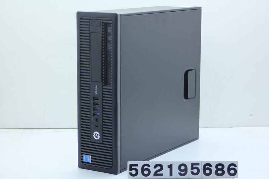 hp ProDesk 600 G1 SFF Core i5 4590 3.3GHz/4GB/500GB/Multi/RS232C/Win10【中古】【20190307】