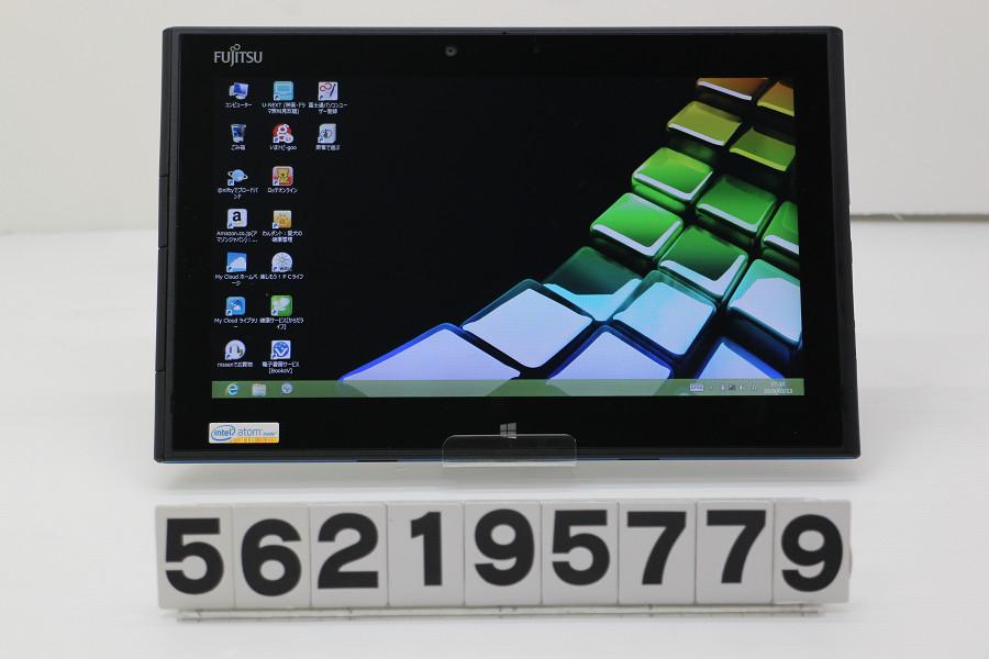 富士通 ARROWS Tab Wi-Fi QH55/J Atom Z2760 1.8GHz/2GB/64GB/10.1W/FWXGA(1366x768) タッチパネル/Win8 AC欠品【中古】【20190314】