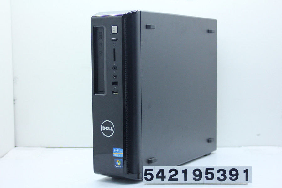 DELL Vostro 260s Core i5 2400 3.1GHz/4GB/500GB/Multi/Win7【中古】【20190320】
