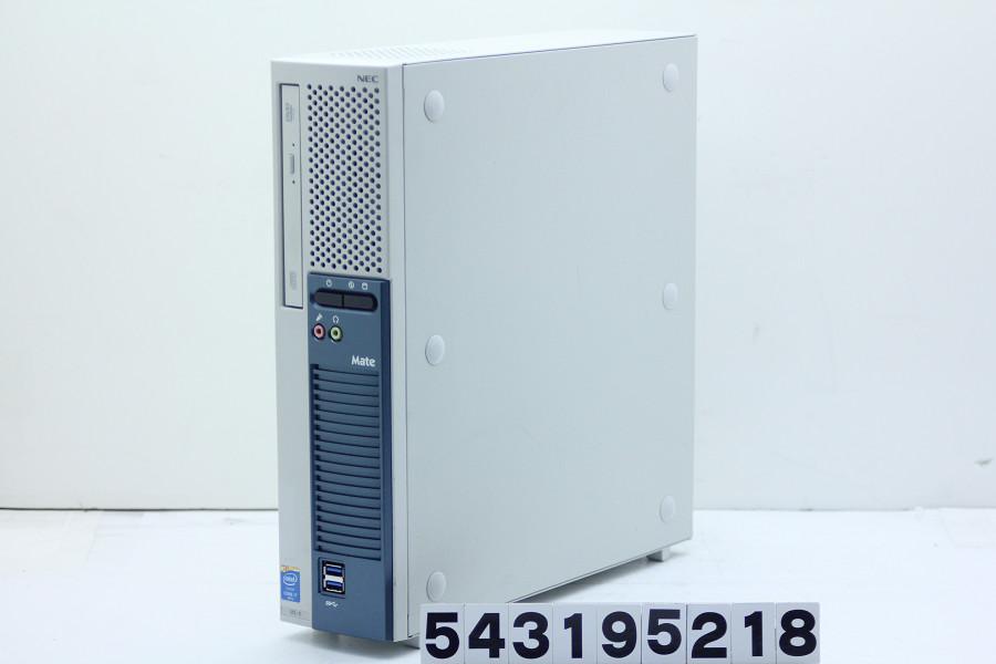 NEC PC-MK36HEZDK Core i7 4790 3.6GHz/4GB/256GB(SSD)/DVD/RS232C/Win10【中古】【20190320】