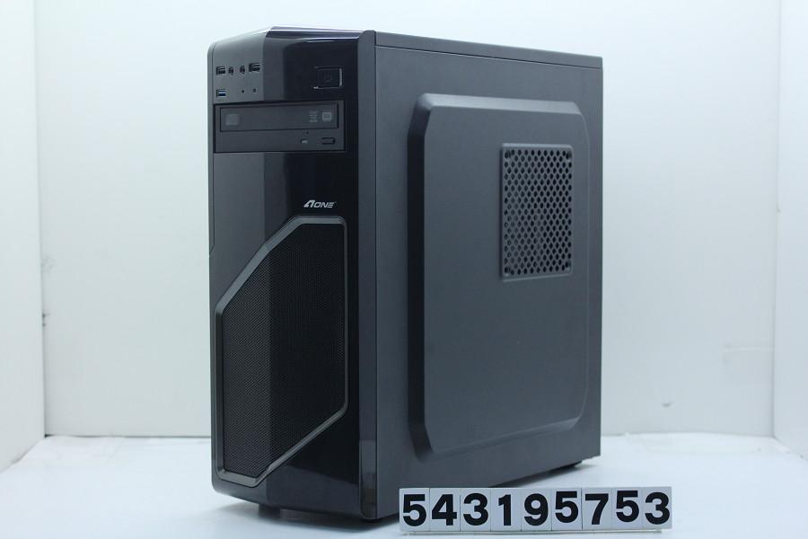 自作PC(H110M-DS2V) Core i7 7700 3.6GHz/16GB/240GB(SSD)/Multi/Win10/GeForce GTX1050Ti【中古】【20190322】