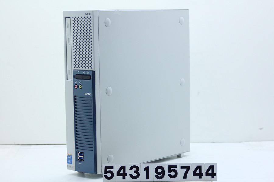 NEC PC-MK36HEZDK Core i7 4790 3.6GHz/4GB/256GB(SSD)/DVD/RS232C/Win10【中古】【20190326】