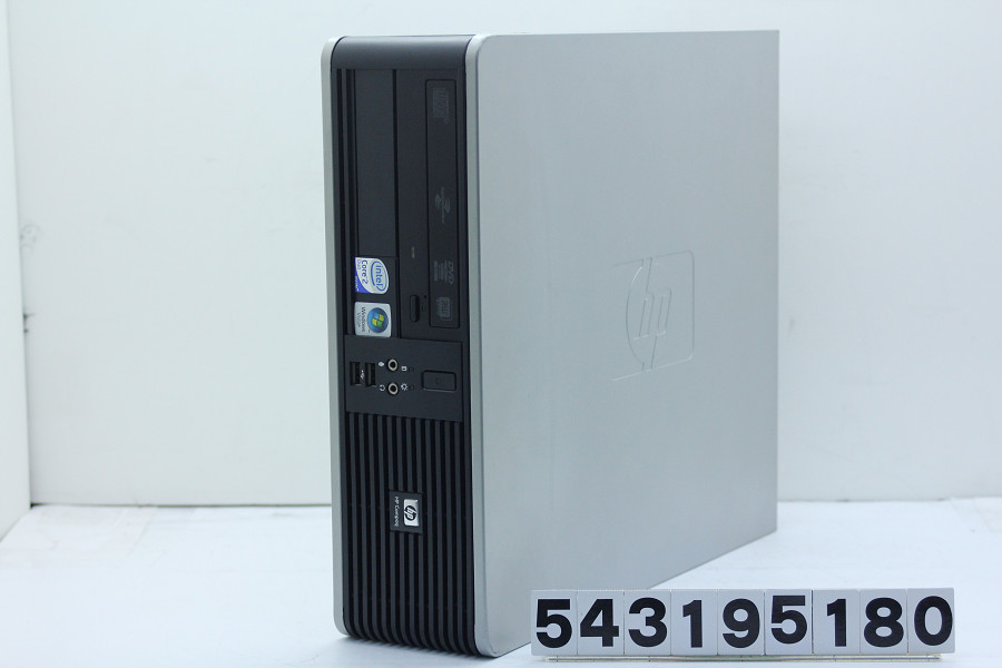 hp Compaq dc5800 SFF Core2Duo E8200 2.66GHz/2GB/80GB/Multi/RS232C/XP【中古】【20190326】
