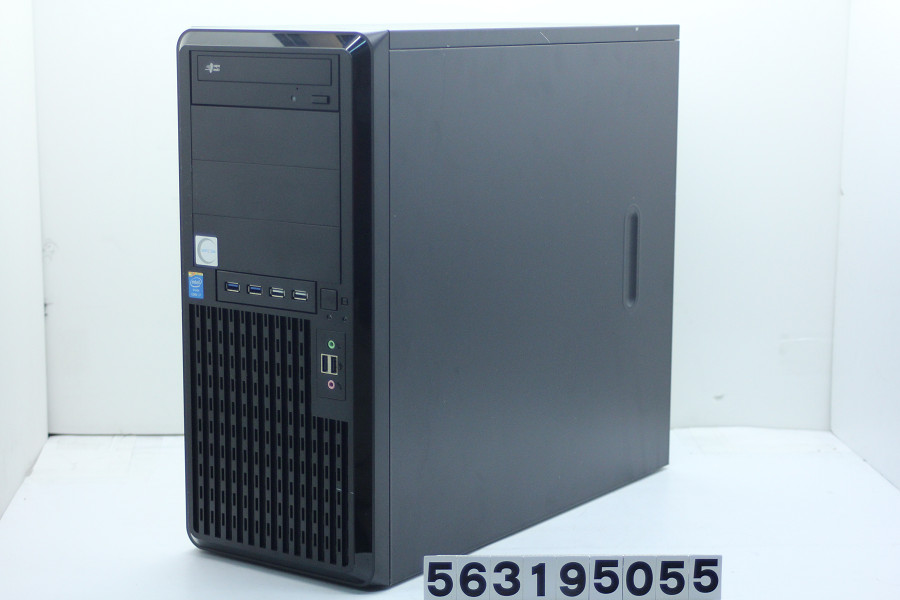 UNITCOM TWPC BIZ-H Core i7 4790 3.6GHz/16GB/256GB(SSD)/Multi/Win10/GeForce GTX960【中古】【20190326】