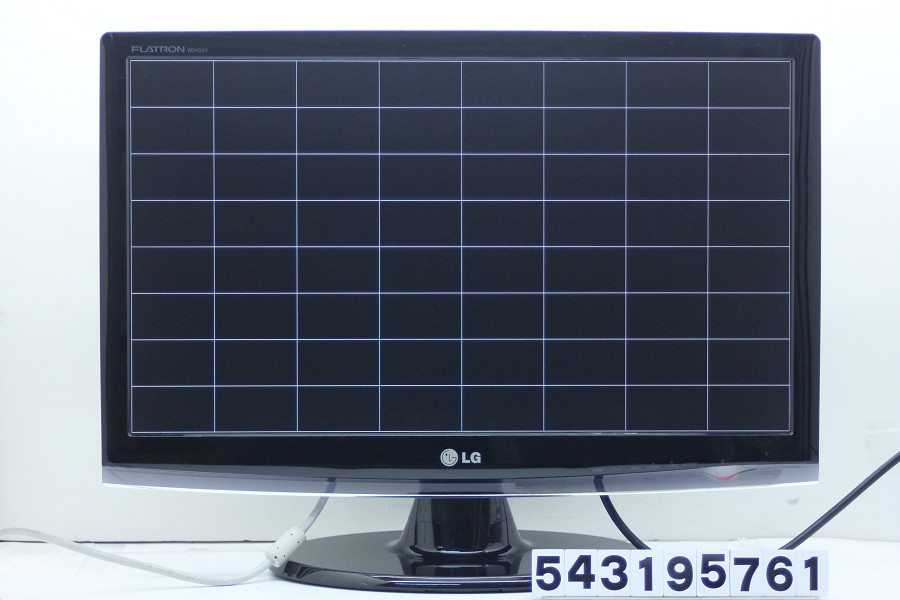 LG FLATRON W2453V-PF 24インチワイド FHD(1920x1080)液晶モニター D-Sub×1/DVI-D×1/HDMI×1【中古】【20190328】