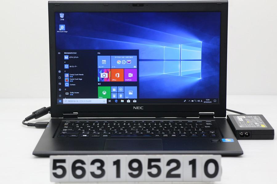 NEC PC-VK22TGGCL Core i5 5200U 2.2GHz/4GB/128GB(SSD)/13.3W/WQHD(2560x1440)/Win10【中古】【20190326】