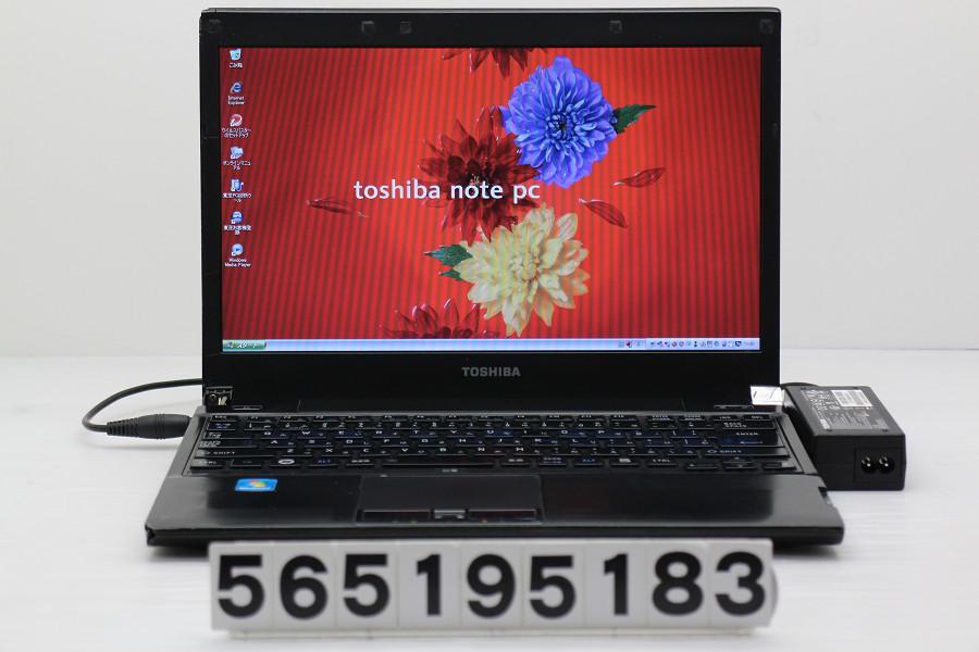 【20190523】 東芝 外装状態悪い dynabook RX3 SN266E/3HD Core i5 M560 2.67GHz/4GB/160GB/13.3W/ / (1366x768) 【中古】 FWXGA XP