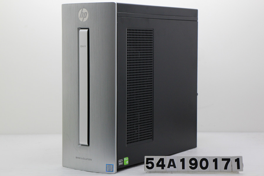 リアル hp ENVY 750-170jp Core i7 6700 3.4GHz/32GB/500GB/Multi/Win10/GeForce GTX1060 6GB【】【20191008】, キャニオンプラザ 59306ab9
