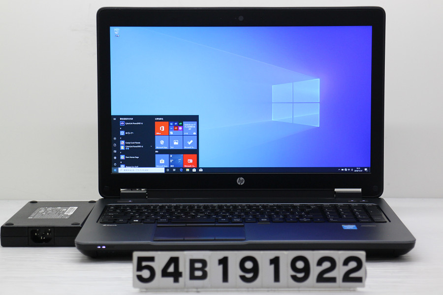 【メール便無料】 hp ZBook 15 Core i7 4800MQ 2.7GHz/32GB/256GB(SSD)/Multi/15.6W/FHD(1920x1080)/Win10/Quadro K2100M【】【20191128】, 北陸の地酒全酒類問屋 和田屋 b61788c6