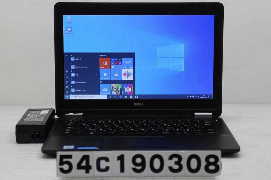 お買い得モデル DELL Latitude E7270 Latitude Core i7 Core E7270 6600U 2.6GHz/8GB/256GB(SSD)/12.5W/FWXGA(1366x768)/Win10【】【20191213】, ヨコタチョウ:5fac3066 --- delipanzapatoca.com