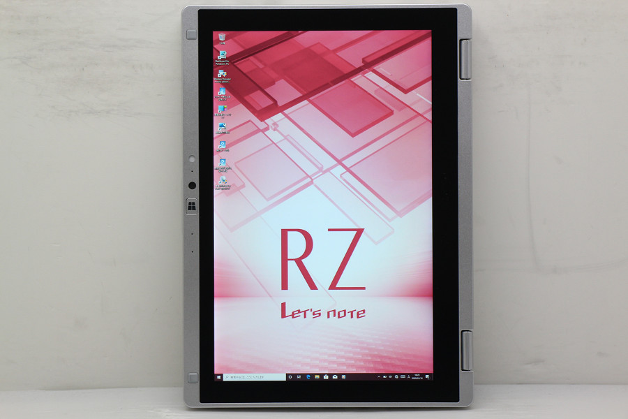 Panasonic CF RZ4ADACS Core M 5Y70 1 1GHz 4GB 128GB SSD10 1W WUXGA 1920x1200タッチパネル Win10 20200111Jl1FcTK