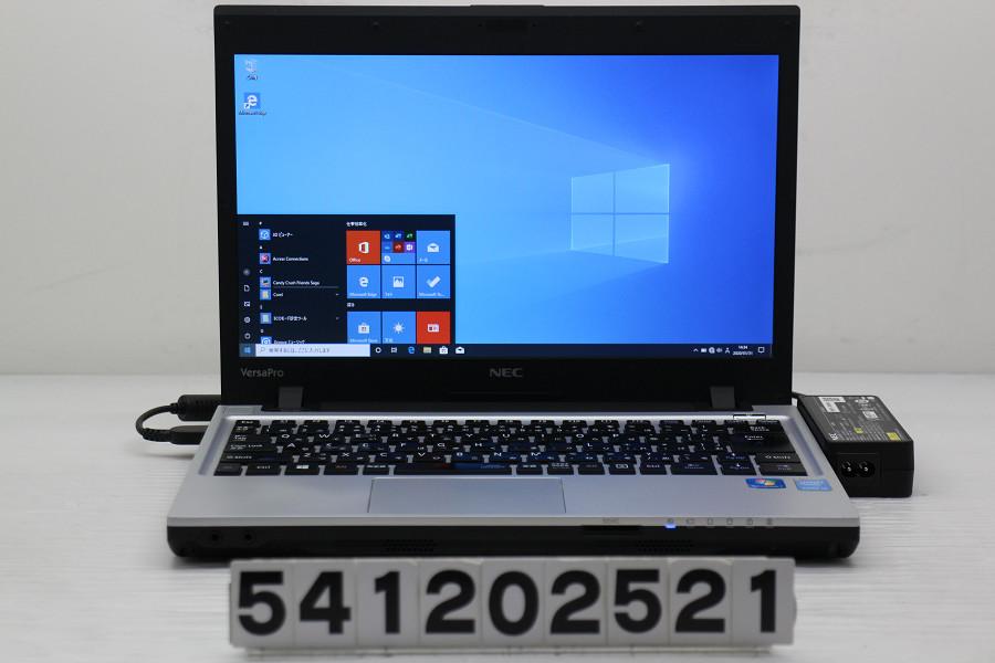 NEC PC-VK27MCZCM Core i5 4310M 2.7GHz/4GB/500GB/13.3W/WXGA++(1600x900)/Win10【中古】【20200205】