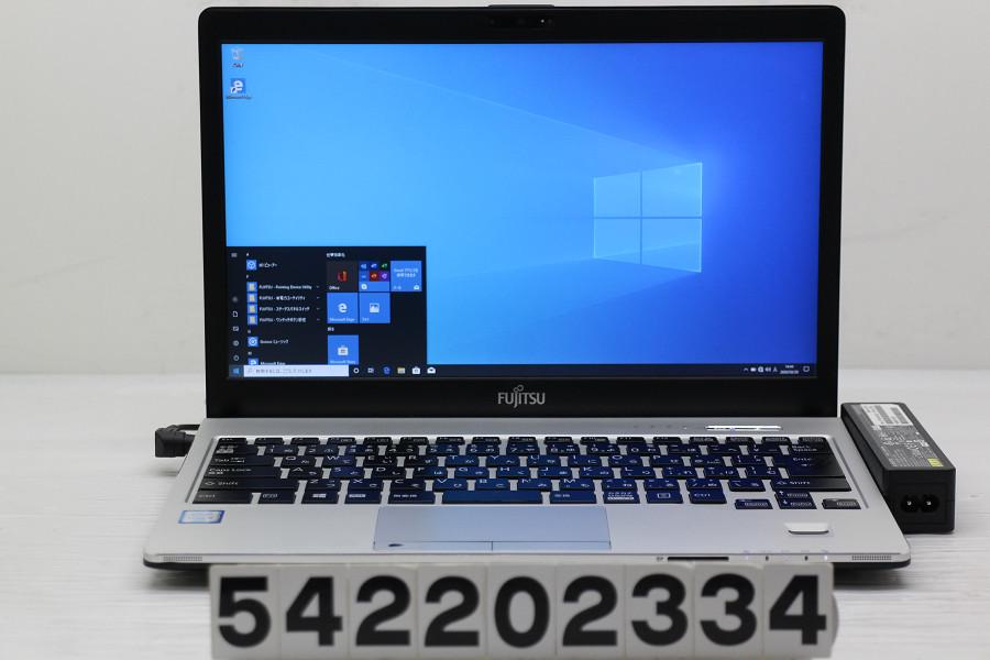 富士通 LIFEBOOK S936/M Core i5 6300U 2.4GHz/4GB/320GB/13.3W/FHD(1920x1080)/Win10 キー割れあり【中古】【20200221】