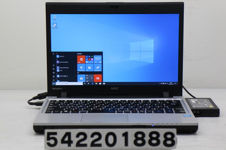 NEC PC-VK26MCZEH Core i5 4300M 2.6GHz/4GB/500GB/Multi/13.3W/WXGA++(1600x900)/Win10【中古】【20200227】