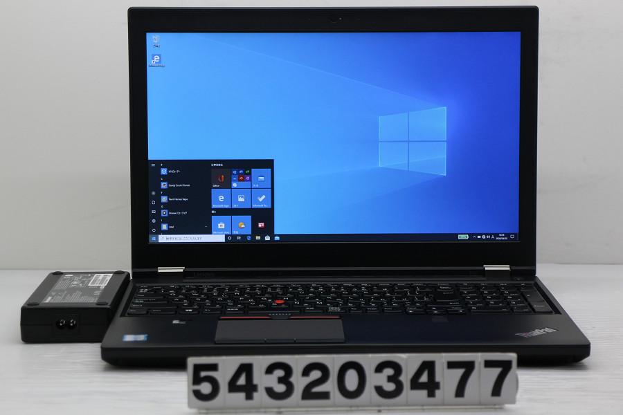 高品質の人気 Lenovo ThinkPad P50 Core i7 6820HQ 2.7GHz/8GB/1TB(SSD)/15.6W/FHD(1920x1080)/Win10/Quadro M1000M【】【20200404】, コンビスタイルオンライン 6e48e4ec