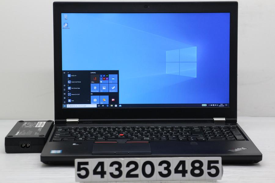 【激安】 Lenovo ThinkPad P50 Core i7 6820HQ 2.7GHz/8GB/1TB(SSD)/15.6W/FHD(1920x1080)/Win10/Quadro M1000M【】【20200404】, いとやケアフード f1ddd2ce