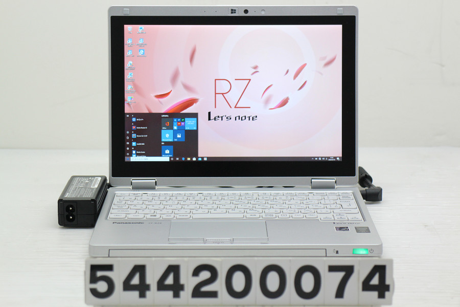 Panasonic CF-RZ4ADACS Core M-5Y70 1.1GHz/4GB/128GB(SSD)/10.1W/WUXGA(1920x1200) タッチパネル/Win10【中古】【20200411】