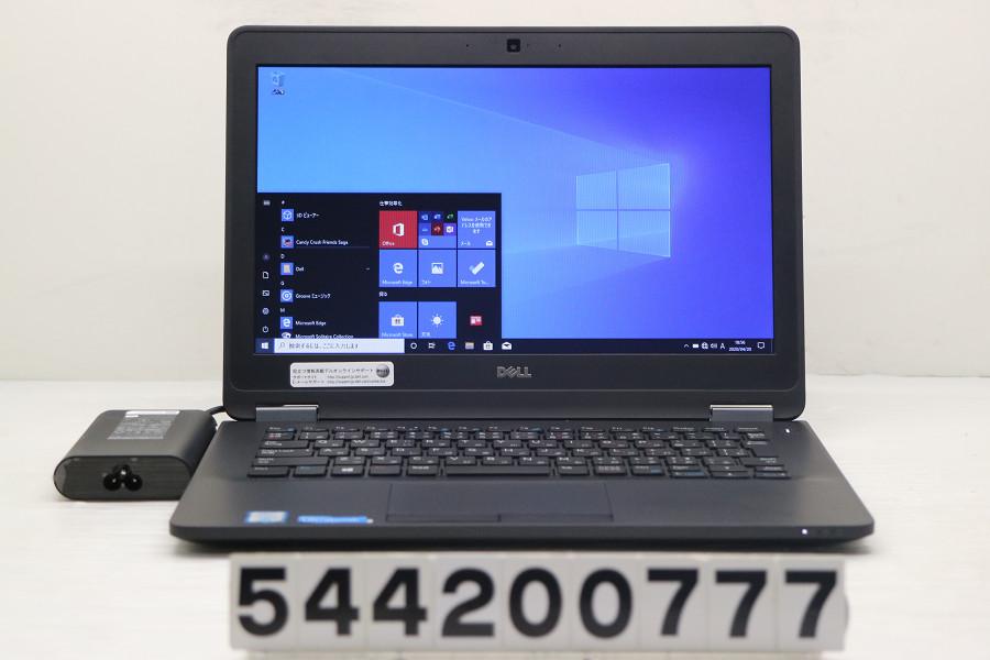 DELL Latitude E7270 Core i5 6300U 2.4GHz/8GB/128GB(SSD)/12.5W/FWXGA(1366x768)/Win10【中古】【20200423】