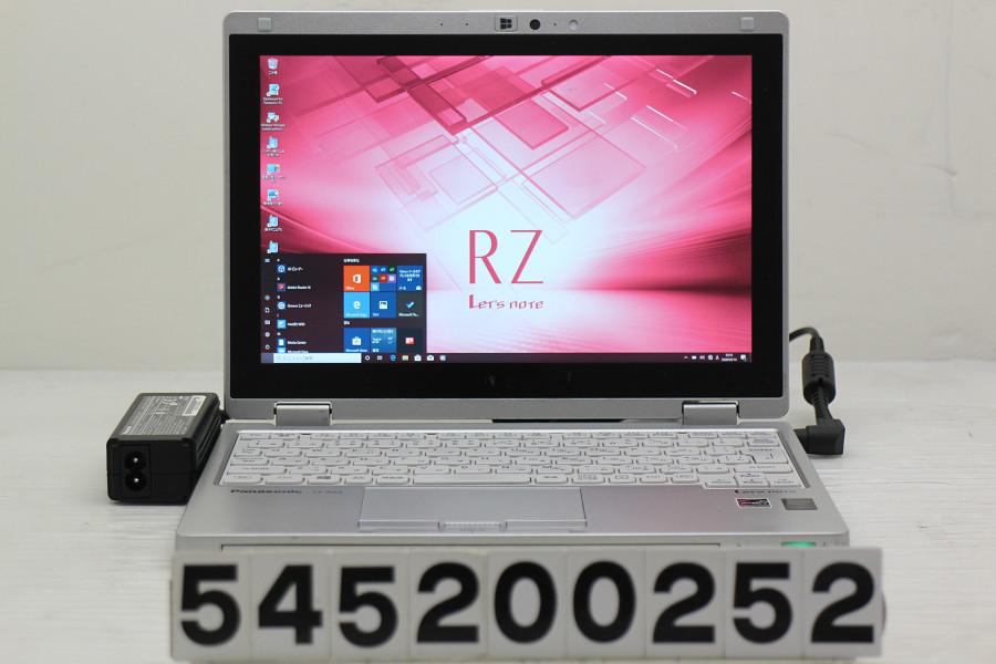 Panasonic CF-RZ4ADATS Core M-5Y70 1.1GHz/4GB/128GB(SSD)/10.1W/WUXGA(1920x1200) タッチパネル/Win10【中古】【20200515】