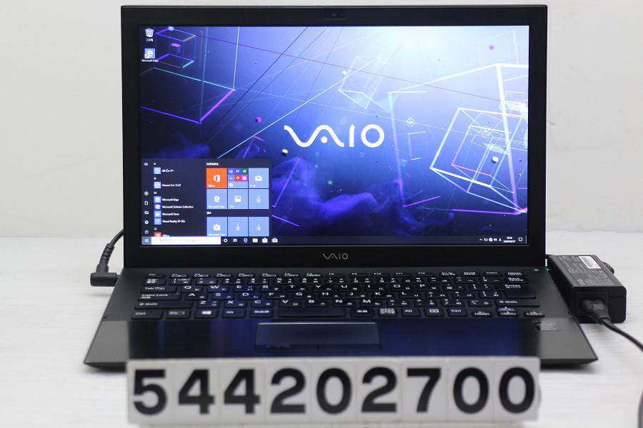 VAIO VJP132C11N Core i3 5005U 2GHz/4GB/128GB(SSD)/13.3W/FHD(1920x1080)/Win10 LANポート難あり【中古】【20200528】