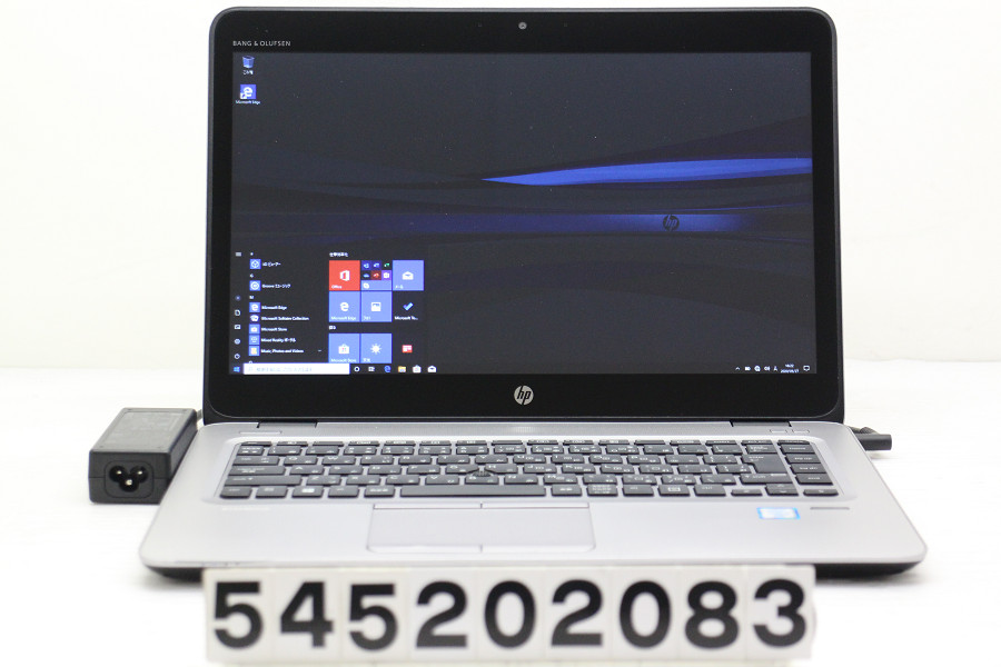 hp EliteBook 840 G3 Core i5 6300U 2.4GHz/8GB/128GB(SSD)/14W/FHD(1920x1080) タッチパネル/Win10【中古】【20200528】