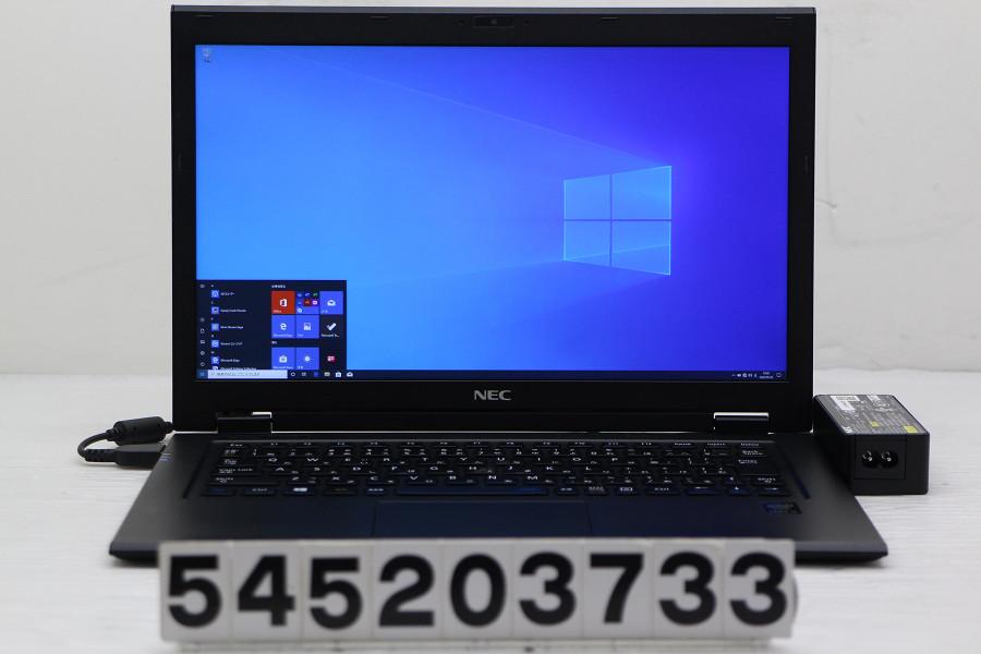 NEC PC-VK22TGGDN Core i5 5200U 2.2GHz/4GB/128GB(SSD)/13.3W/WQHD(2560x1440)/Win10【中古】【20200530】