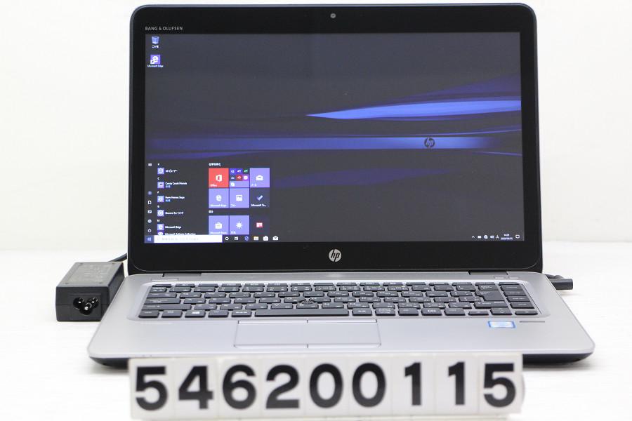 hp EliteBook 840 G3 Core i5 6300U 2.4GHz/8GB/180GB(SSD)/14W/FHD(1920x1080) タッチパネル/Win10 LANポート破損【中古】【20200603】