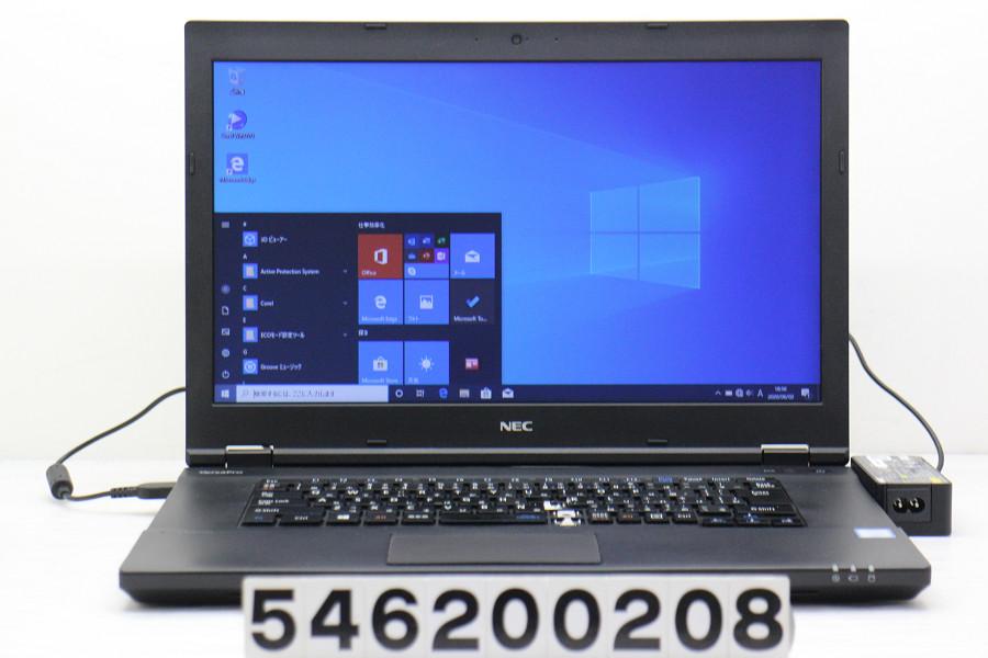 【ジャンク品】NEC PC-VK23TXZGT Core i5 6200U 2.3GHz/8GB/500GB/DVD/15.6W/FWXGA(1366x768)/RS232C/Win10 不良複数あり【中古】【20200604】