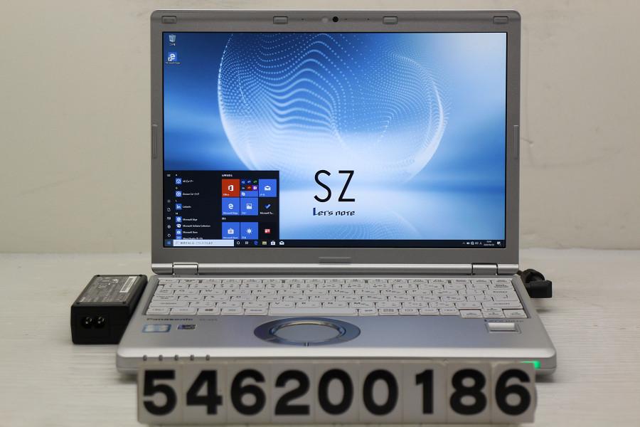 Panasonic CF-SZ5A19KS Core i5 6300U 2.4GHz/4GB/128GB(SSD)/12.1W/WUXGA(1920x1200)/Win10 液晶表示難あり【中古】【20200604】