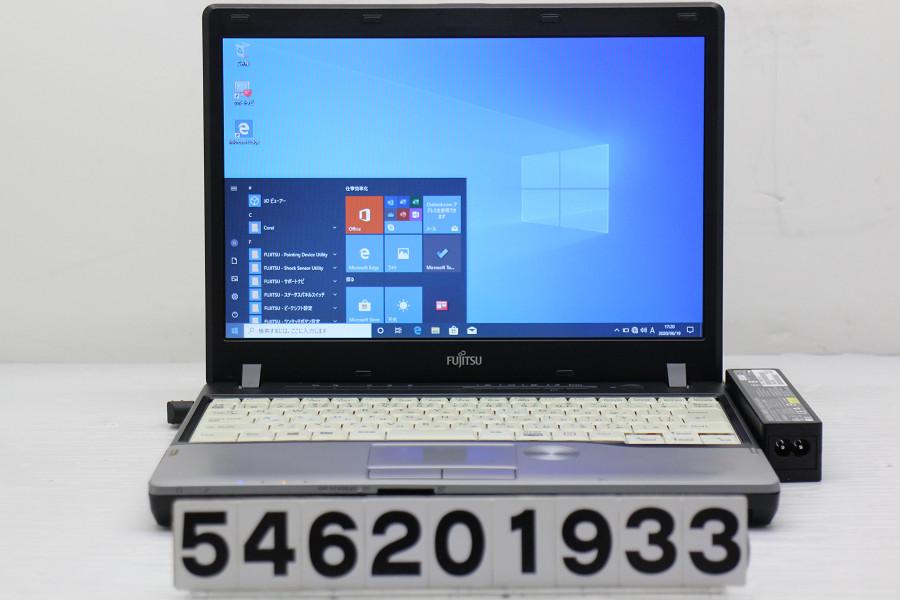 富士通 LIFEBOOK P772/G Core i3 3120M 2.5GHz/4GB/256GB(SSD)/12.1W/WXGA(1280x800)/Win10【中古】【20200620】