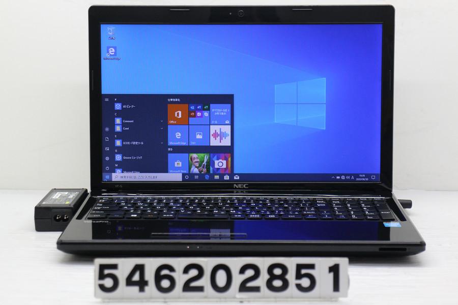 NEC PC-VK18EFWDG Celeron 1000M 1.8GHz/4GB/320GB/Multi/15.6W/FWXGA(1366x768)/Win10【中古】【20200701】