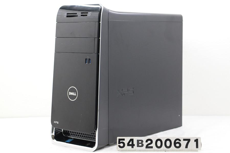 DELL XPS 8700 Core i7 4770 3.4GHz/32GB/256GB(SSD)+1TB/Win10/GeForce GTX660【20201204】:TCEダイレクト店
