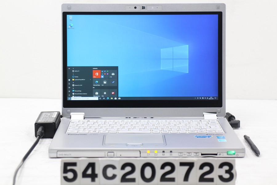 【超目玉】 Panasonic CF-MX3J18CS Core i5 4310U 2GHz/8GB/256GB(SSD)/Multi/12.5W/FHD(1920x1080) タッチパネル/Win10【20210106】, 浄法寺町 83a5a95d