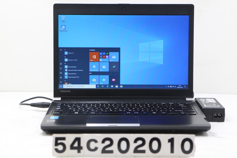 【期間限定お試し価格】 東芝 dynabook R734/M Core i5 4310M 2.7GHz/8GB/256GB(SSD)/13.3W/FWXGA(1366x768)/Win10【20210106】, スエヨシチョウ 4028a34d